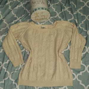 Hannah Sweaters - 🌻4/30🌻 Hannah Cotton Wool Blend Sweater